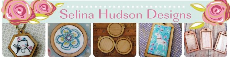 Selina Hudson Designs Banner